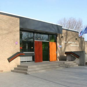 gebouw apostolisch genootschap